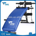 2015 pure fitness ab crunch/sit up bench weight training equipment/home workouts