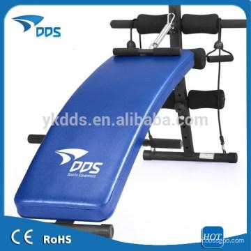 ab de 2015 puro fitness crunch/sit peso Banco entrenamiento entrenamientos equipos/home