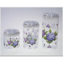 Plastic Storage Bottle Food Jar Candy Container Candy Jar Food Container