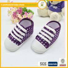Heißeste modische Schuhe Säuglinge und weiche Canves Baby Schuhe
