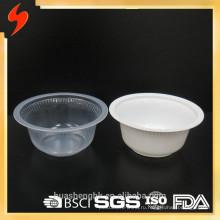 Специальный одноразовый пластиковый суповый контейнер 400 мл PP