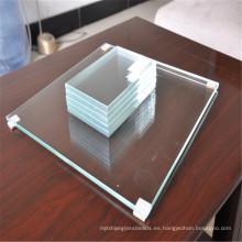 Panel de seguridad Super White Glass para baño de vidrio,