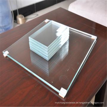 Sicherheits-Superweiße Glasplatte für Badezimmer-Glas,