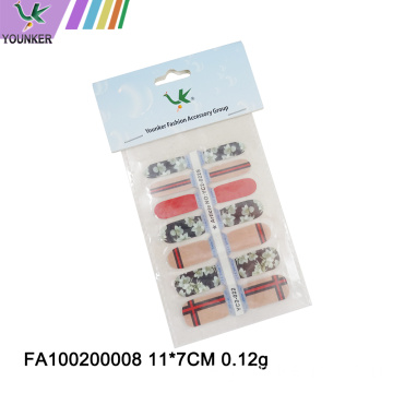 Fashion Nail Sticker Dekoration
