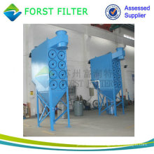 FORST Down Flow Filter Industrial Factory Air Dust Collector System                                                                         Quality Choice