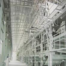 Kraftpapier-Duplexbrett-Papier, das Maschine herstellt