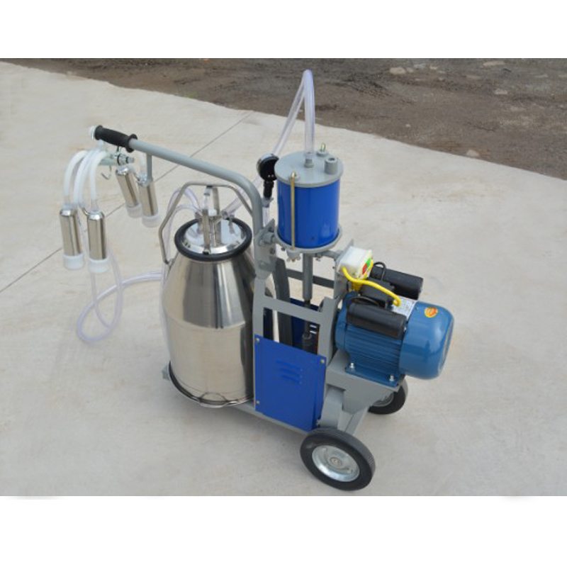milking machine for dairy farm