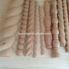 moldura de madera tallada a mano