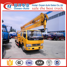 dongfeng 16m new condition aerial work platform from suizhou factory