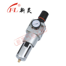 Regulador de filtro de medio neumático Aw5000-10