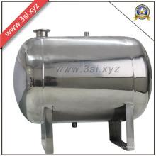 Ss réservoir d'eau pour systèmes de traitement de l'eau (YZF-L158)