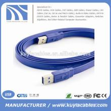Câble haute vitesse USB 3.0 0.3m, 0.5m, 1m, 2m, 3m, 5m