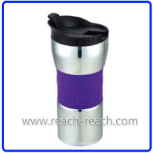 400ml Double Wall Stainless Steel Mug (R-2309)