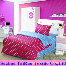 Pigment Printed Bed Sheet for Hotel