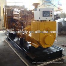 300kw generador diesel con tanque de agua por Cummins motor, motor Shangchai