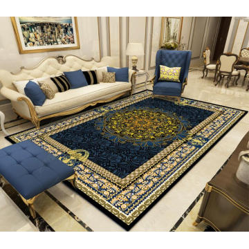 modern design 3 d print living room  bedroom carpet  with customized pattern