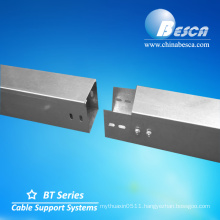 Cable trunking price cable tray quotation raceway
