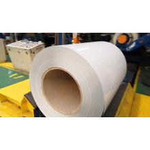 Bobinas de acero galvanizado prepintado PPGI para construcción