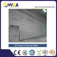 (ALCP-200)China Precast Concrete Steel Reinforced Lightweight AAC Panels for Wall
