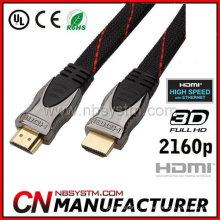 1.4 Flaches HDMI Kabel