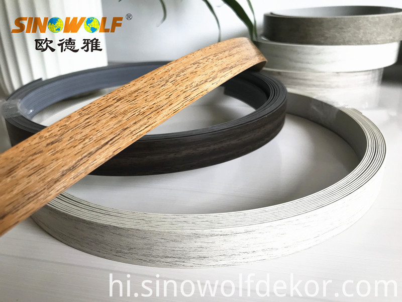 ABS Wood Color Edge Banding Strip
