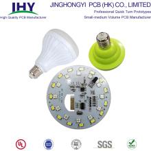 LED PCB For LED Panel Single Sided Aluminum Rigid PCB Board