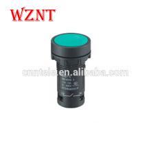 LA37-E1A XB7 Interrupteur à bouton-poussoir rond à tête plate à réinitialisation automatique