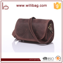 Top Quality Leisure Women Genuine Leather Messenger Bag