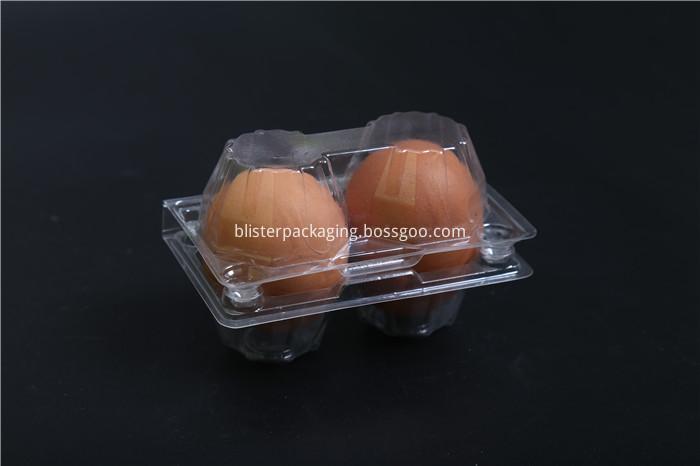 Transparent Egg Tray