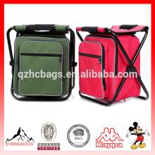 Cooler Sac de pêche avec chaise ou sac de pique-nique