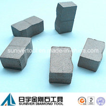 Kobalt hochwertige Marmor Anleihensegment für 1600mm Klingenlänge