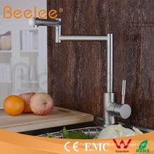 Flexible 304 Edelstahl Einhand-Küchenarmatur Hs15008