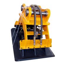 Custom hydraulic hydrulic piling vibrating plate compactor