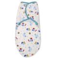 envoltório do bebê bebê recém-nascido swaddle ajustável
