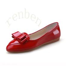 Sapatos de balé casuais de venda quente nova mulher