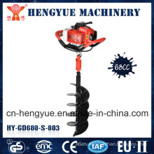 68cc Professional Earth Auger with High Quality