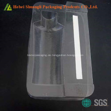 PVC Kunststoff Kosmetische Blister Verpackung Tray