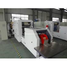 Машина для производства бумажных мешков с печатью