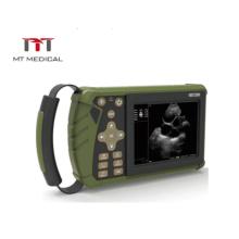 Full-Digital Portable Veterinary Ultrasound Machine Medical Equipment Handheld Veterinary Ultrasound Scanner for Animals