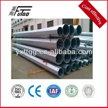 Postes de acero cónicos de acero galvanizado