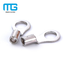 High Quality Copper Non-insulated Crimp Furcate Ring Terminals