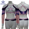 Strappy Womens Cheer Uniforms