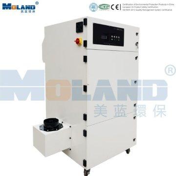 Extrator de fumaça de marcação a laser com filtro de carbono ativo