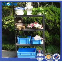 Solution de stockage Boltless de haute qualité de rayonnage de rivet pour le stockage à la maison