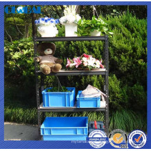 High quality Boltless storage solution of rivet shelving for home storage
