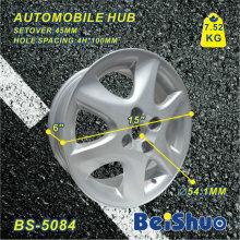 DIY 15/17 polegadas de liga de roda, roda de cubo de borda, após o mercado