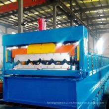900 ibr techo y rollo de pared que forma la máquina
