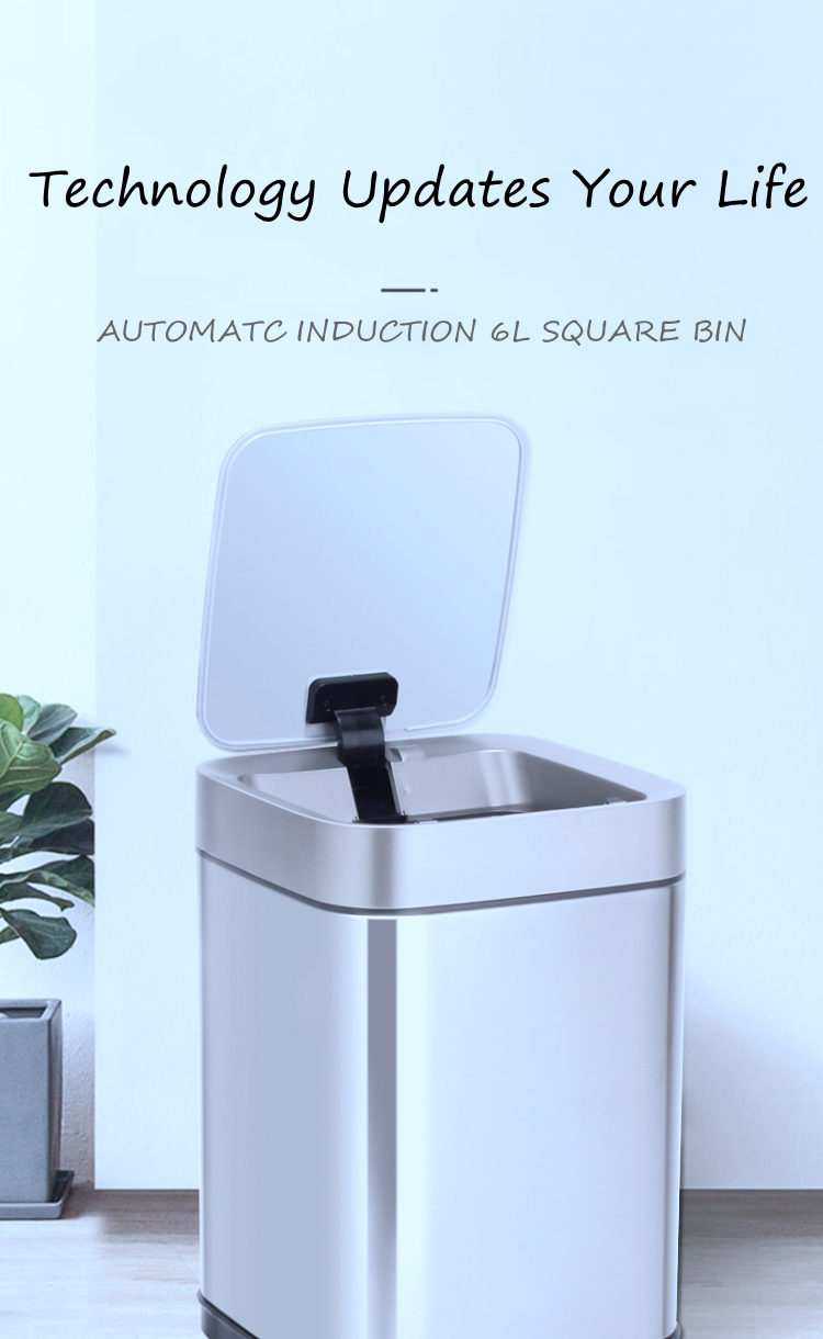 Rubbish Bin with Soft Close