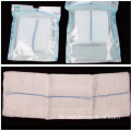 Einweg White Absorbent Sterile Cotton Medical Gaze Tupfer