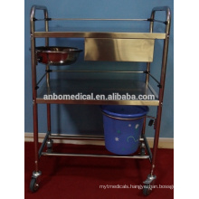 Stainless Steel dressing trolley